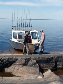 рыболовные туры цена