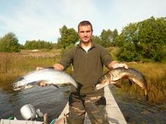 водоемы для рыбалки в карелии